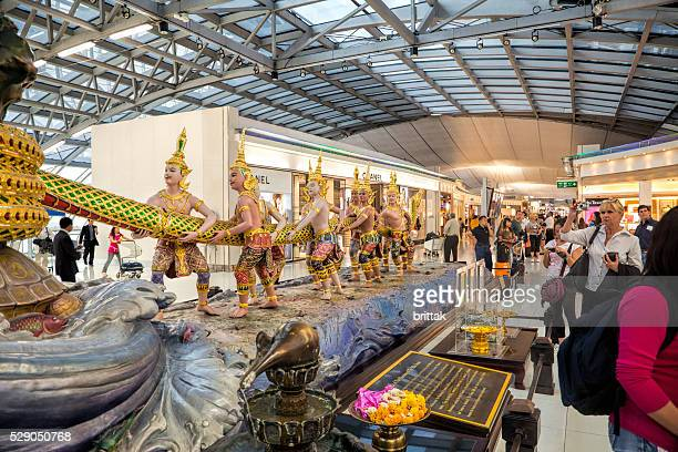 Suvarnabhumi Airport Stock Photos And Pictures Getty Images