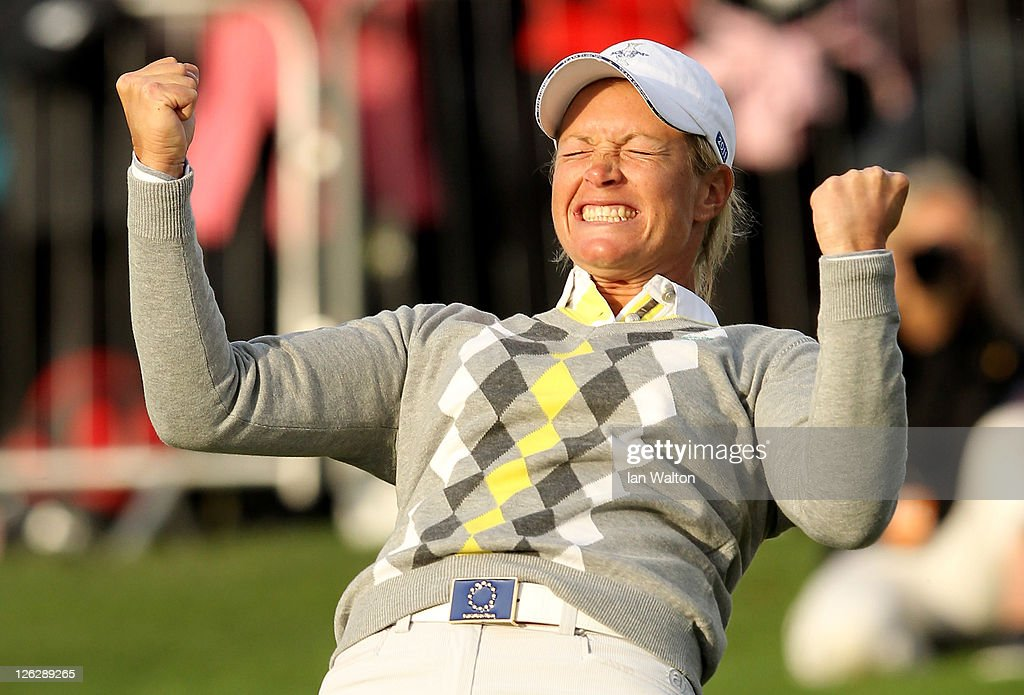 Solheim Cup - Day Two