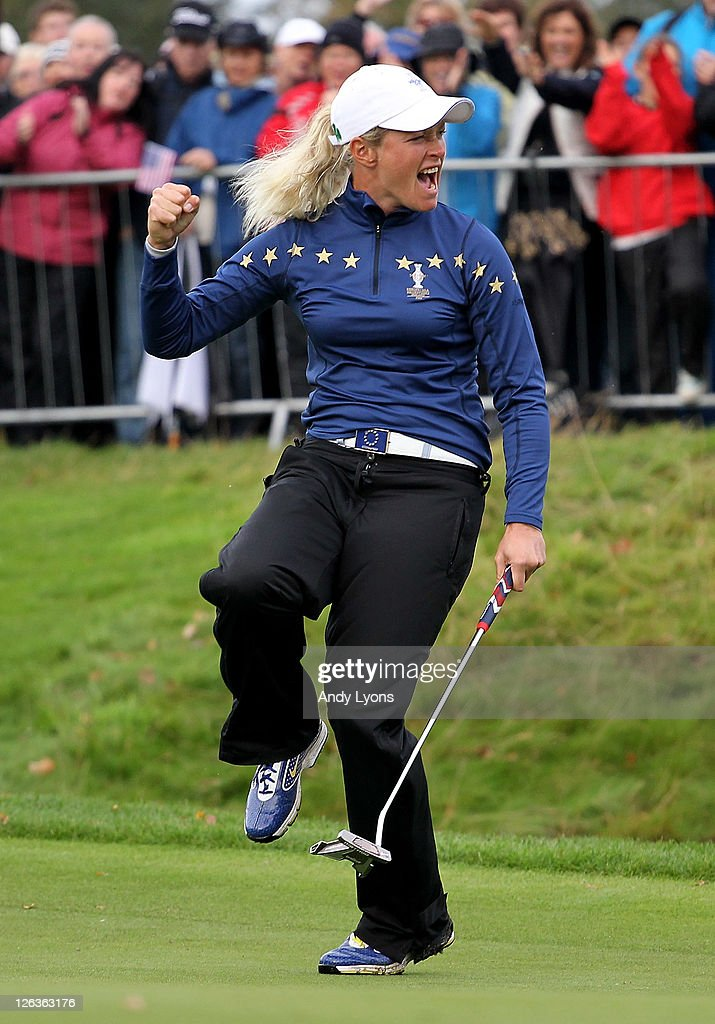 Solheim Cup - Day Three