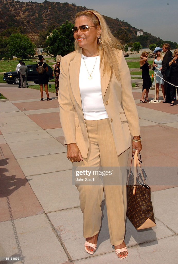 <a gi-track='captionPersonalityLinkClicked' href=/galleries/search?phrase=Suzanne+De+Passe&family=editorial&specificpeople=2211899 ng-click='$event.stopPropagation()'>Suzanne De Passe</a> during A Celebration of the Life of Rick James - Arrivals at Forest Lawn in Burbank, California, United States.