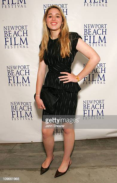 Suzanne Doyon during 2006 Newport Beach Film Festival 'Separate Volume' After Party at Orange County Museum of Art in Newport Beach California United...
