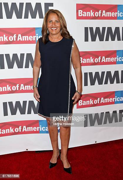 Suzanne Malveaux attends the International Women's Media Foundation 27th annual Courage In Journalism Awards at the Beverly Wilshire Four Seasons...