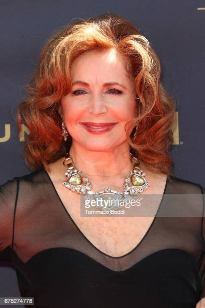 Suzanne Rogers attends the 44th Annual Daytime Emmy Awards at Pasadena Civic Auditorium on April 30 2017 in Pasadena California