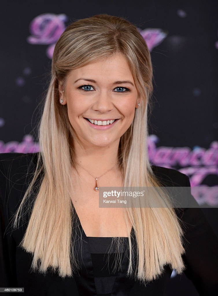 <a gi-track='captionPersonalityLinkClicked' href=/galleries/search?phrase=Suzanne+Shaw&family=editorial&specificpeople=213002 ng-click='$event.stopPropagation()'>Suzanne Shaw</a> attends the series launch photocall for 'Dancing on Ice' held at the London Studios on January 2, 2014 in London, England.