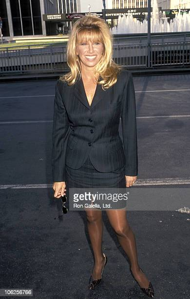 Suzanne Somers during 1992 ABC Summer Press Tour at Century Plaza Hotel in Century City California United States