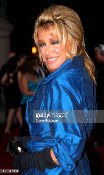 Suzanne Somers during The Second Annual Quill Awards Gala at The American Museum of Natural History in New York City New York United States