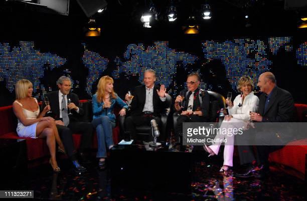 Suzanne Somers Steve Bridges Kathy Griffin Bill Maher Larry King Jane Fonda and Dr Phil McGraw 13193_MC_0352JPG