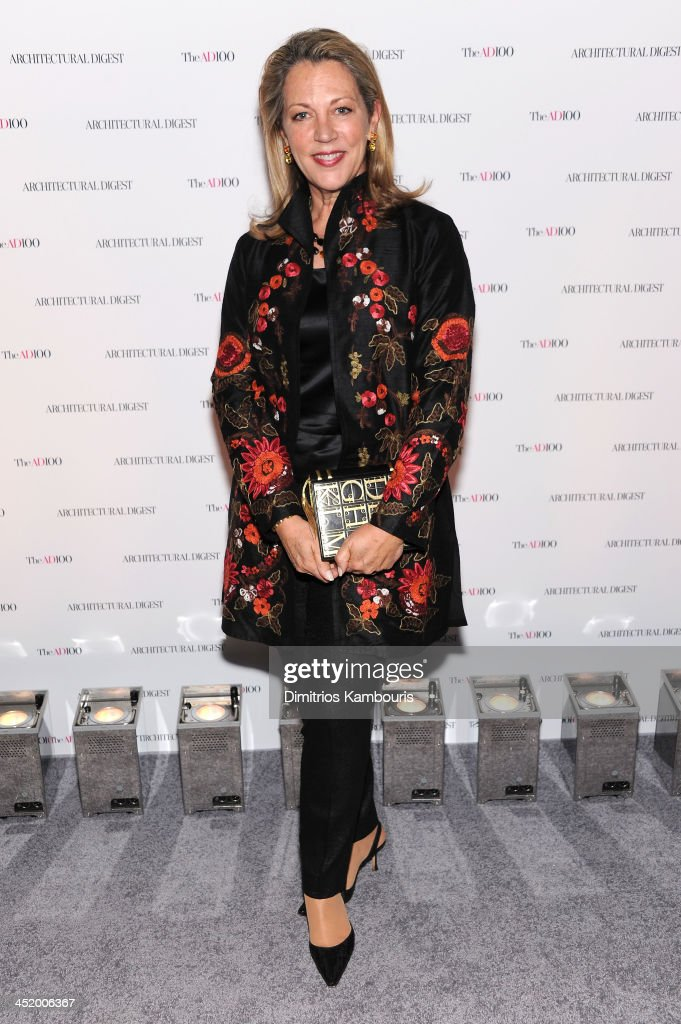 Suzanne Tucker attends The AD100 Gala Hosted By Architectural Digest Editor In Chief Margaret Russell at The Four Seasons Restaurant on November 25, 2013 in New York City.