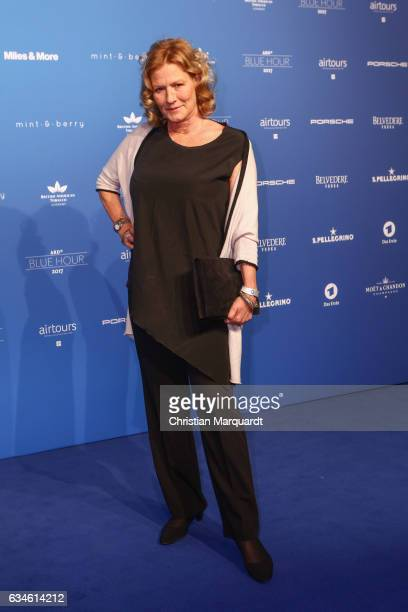 Suzanne von Borsody attends the Blue Hour Reception hosted by ARD during the 67th Berlinale International Film Festival Berlin on February 10 2017 in...
