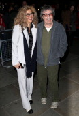 Suzanne Wyman and Bill Wyman attend the VIP private view of David Bailey Bailey's Stardust at National Portrait Gallery on February 3 2014 in London...