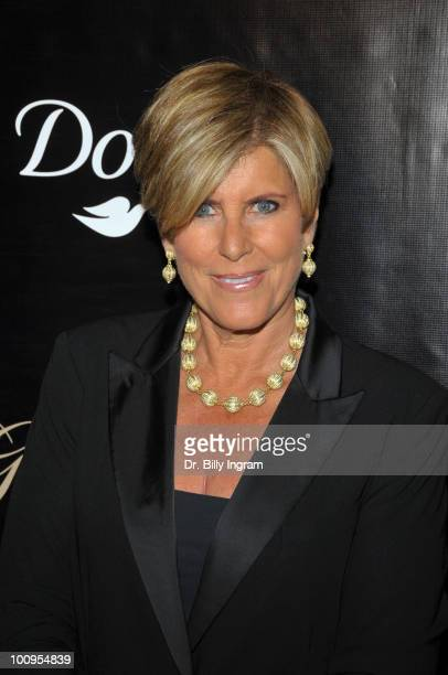 Suze Orman attends the 35th Annual Gracie Awards Gala at The Beverly Hilton Hotel on May 25 2010 in Beverly Hills California
