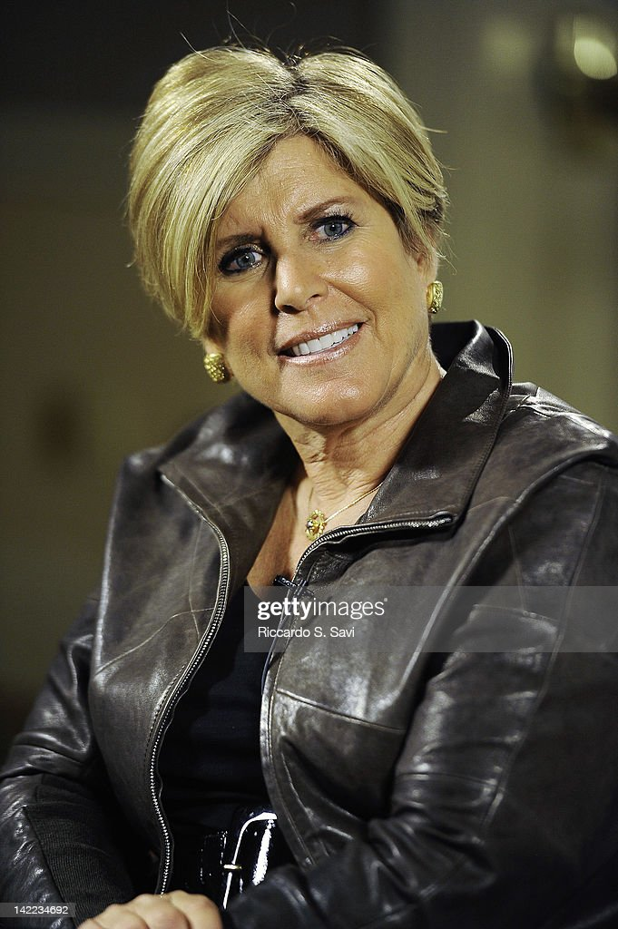 Suze Orman attends the 4th Annual Get Radical Women's conference at the Hyatt Regency on March 31, 2012 in Reston, Virginia.