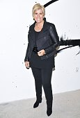 Suze Orman attends the AOL's BUILD Speaker Series at AOL Studios In New York on November 4 2014 in New York City