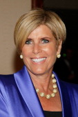 Suze Orman attends the Human Rights Campaign Los Angeles Dinner and Awards at the Hyatt Regency Century Plaza on March 13 2010 in Century City...