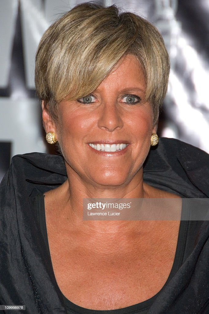 Suze Orman during 31st Annual American Women in Radio Television Gracie Allen Awards Red Carpet at Marriot Marquis in New York City New York United...