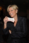 Suze Orman during 32nd Annual American Women in Radio Television Gracie Allen Awards Inside at Marriott Marquis in New York City New York United...