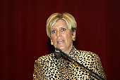 Suze Orman during Suze Orman Signs Her Book 'Women Money Owning The Power To Control Your Destiny' at Riverside Church in New York City February 28...