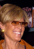 Suze Orman during Suze Orman Signs 'The Money Book for the Young Fabulous Broke' at Barnes Noble in Los Angeles at Barnes Noble at the Grove in Los...