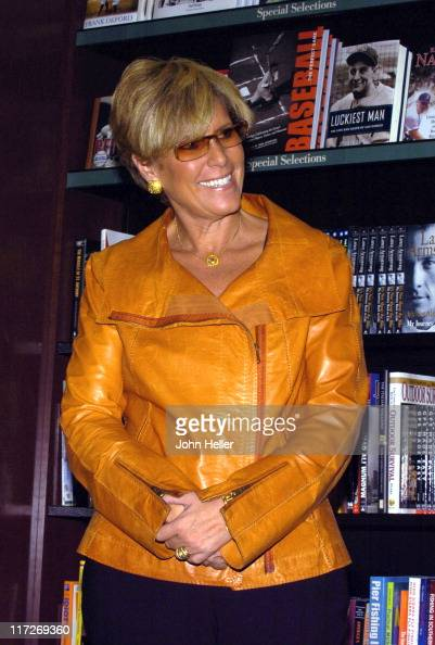 Suze Orman during Suze Orman Signs The Money Book for the Young Fabulous Broke at Barnes Noble in Los Angeles at Barnes Noble at the Grove in Los...