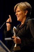 Suze Orman winner for Outstanding Talk Show during 32nd Annual American Women in Radio Television Gracie Allen Awards Show at Marriott Marquis in New...