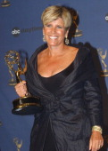 Suze Orman winner Outstanding Service Show Host for 'Suze Orman For the Young Fabulous Broke'