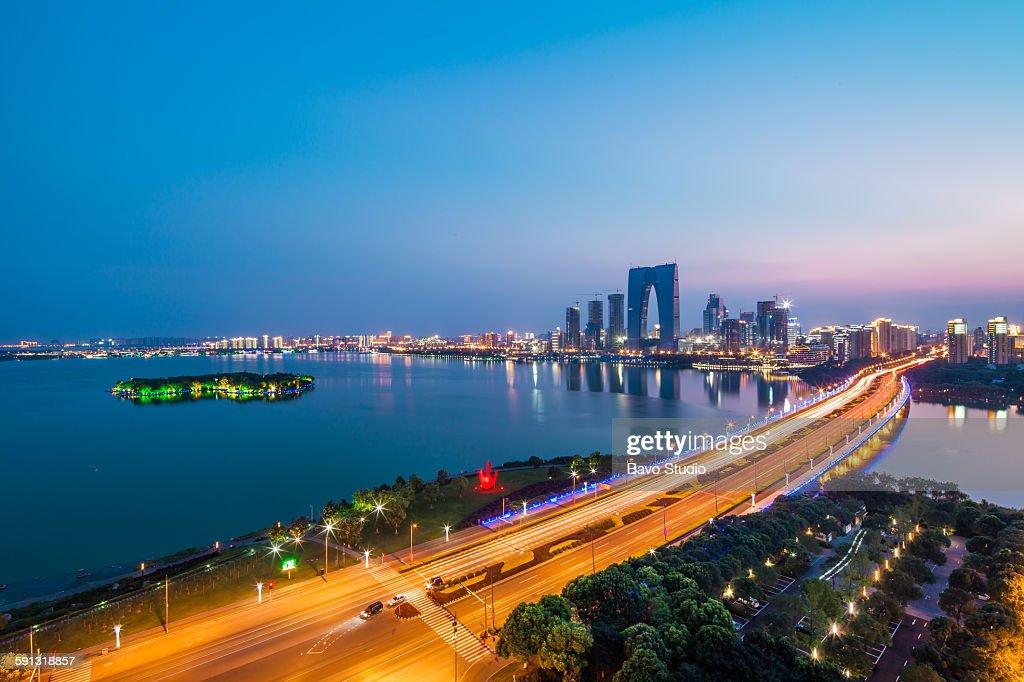 Suzhou night