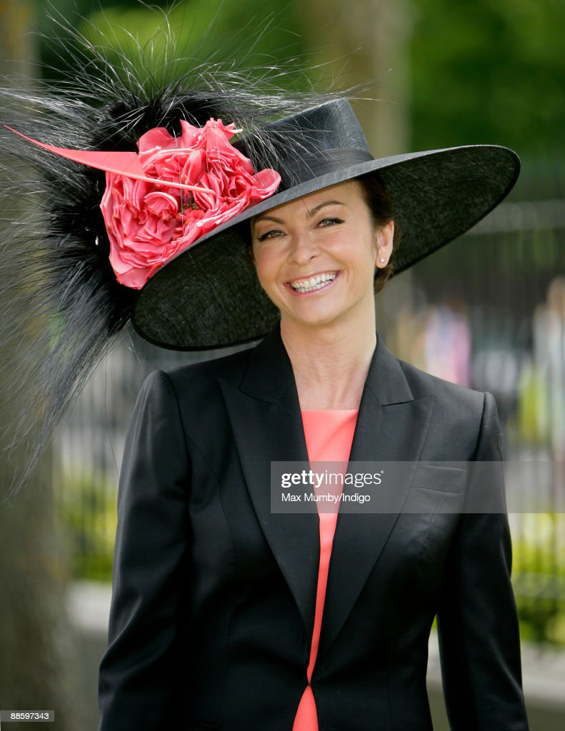 Suzi Perry attends the fifth and final day of Royal Week at Ascot Racecourse on June 20, 2009 in Ascot, England.