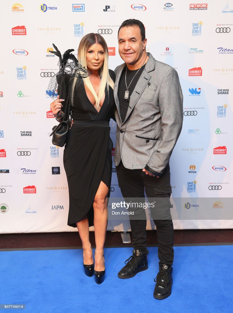 Save Our Sons Gala - Arrivals