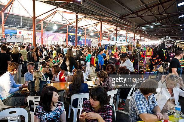 Suzuki Night Market at Queen Victoria Market.