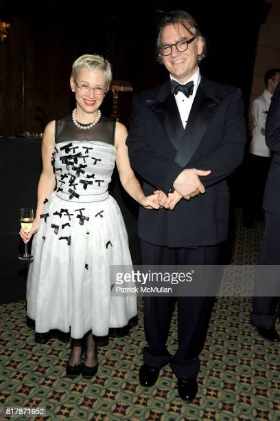 Suzy Korb and Joe McInerny attend NEW YORKERS FOR CHILDREN 2010 Fall Gala at Cipriani 42nd on September 21 2010 in New York City