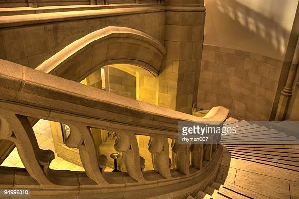 Suzzalo Stairway