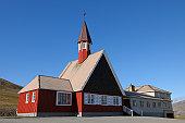 Svalbard Church