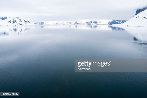 Svalbard in the Arctic