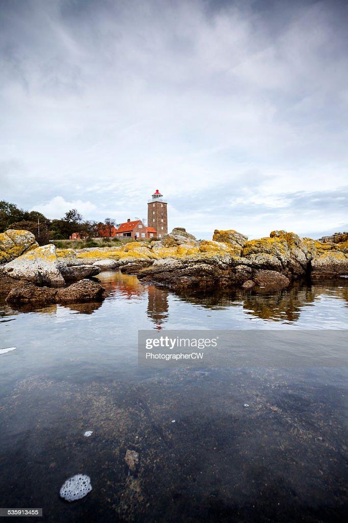 Svaneke Bornholm, Dinamarca, Ex República Yugoslava de : Foto de stock