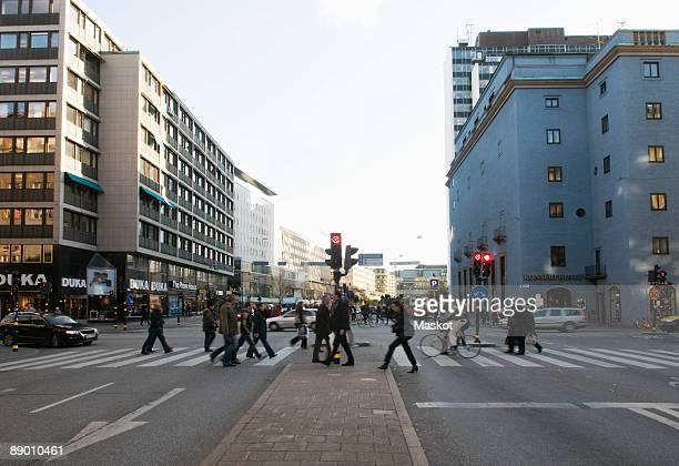 Sveavsgen in Stockholm