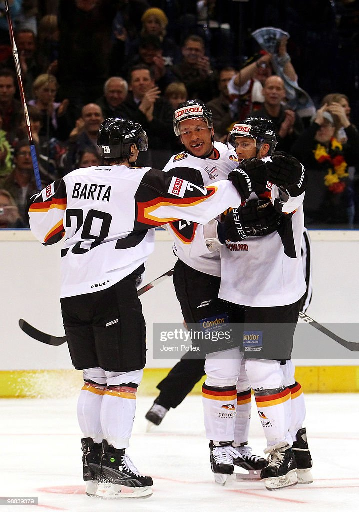 Germany v Canada - International Ice Hockey Friendly