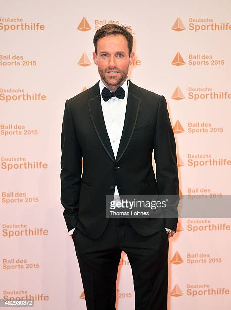 Sven Hannawald attends the German Sports Gala 'Ball des Sports' on February 7 2015 in Wiesbaden Germany