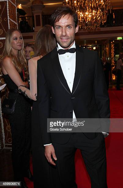 Sven Hannawald during the Audi Generation Award 2014 at Hotel Bayerischer Hof on December 3 2014 in Munich Germany