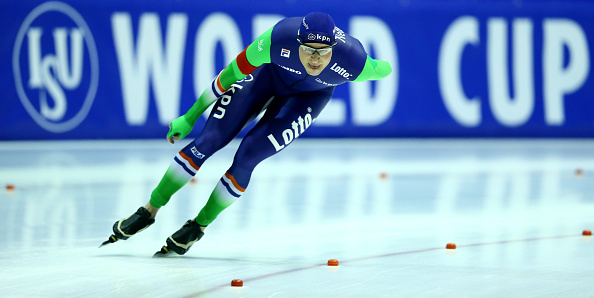 Essent Isu World Cup Speed Skating Stock Photos and ...