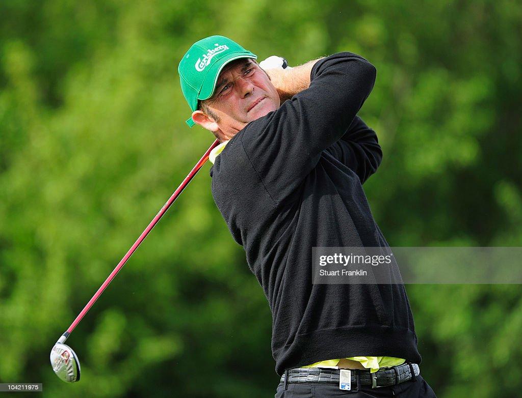 Austrian Golf Open - Day Two