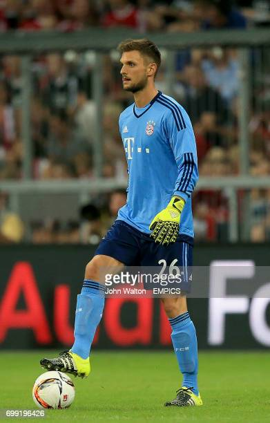 Sven Ulreich Bayern Munich goalkeeper