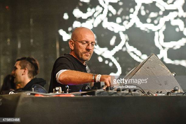 Sven Väth performs on Day 2 of We Are FSTVL on May 31 2015 in London England