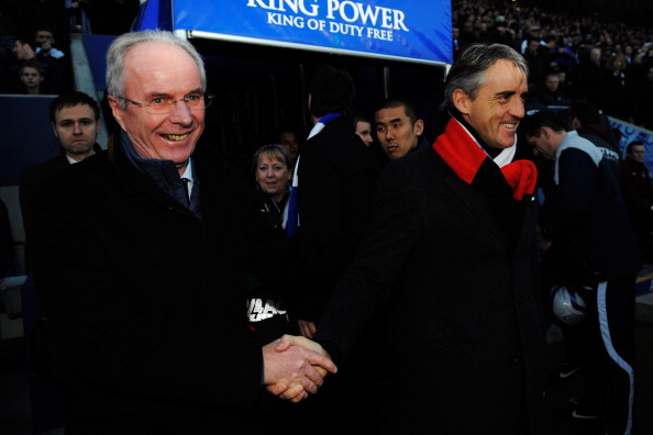 Leicester City v Manchester City - FA Cup 3rd Round : News Photo