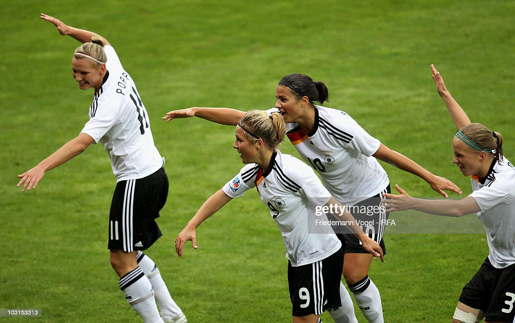 Germany v South Korea - FIFA U20 Women's World Cup Semi Final