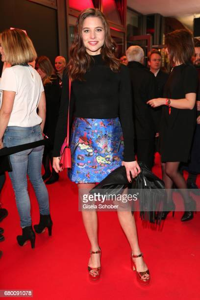 Svenja Jung during the New Faces Award Film at Haus Ungarn on April 27 2017 in Berlin Germany
