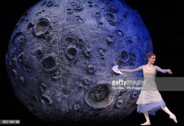 Svetlana Zakharova during a photocall for The Bolshoi Ballet company's Cinderella at The Royal Opera House in Covent Garden central London