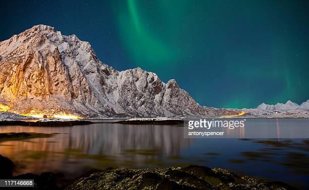 Svolvaer Aurora Borealis.
