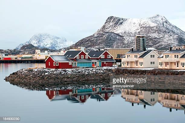 Svolvaer, Lofoten Islands.