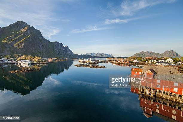 Svolvær, Lofoten, Norway