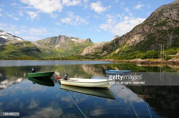 Svolvær to Laukvik, Lofoten, Norway